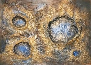 Four craters