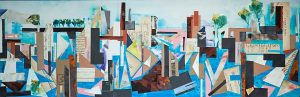 Modern cityscape_Janine Reeves